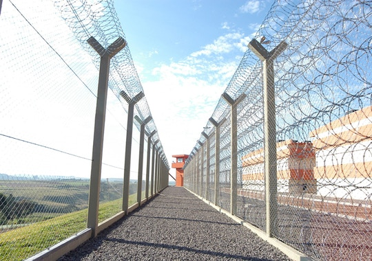 Inauguração da Penitenciária Federal de Catanduvas/PR