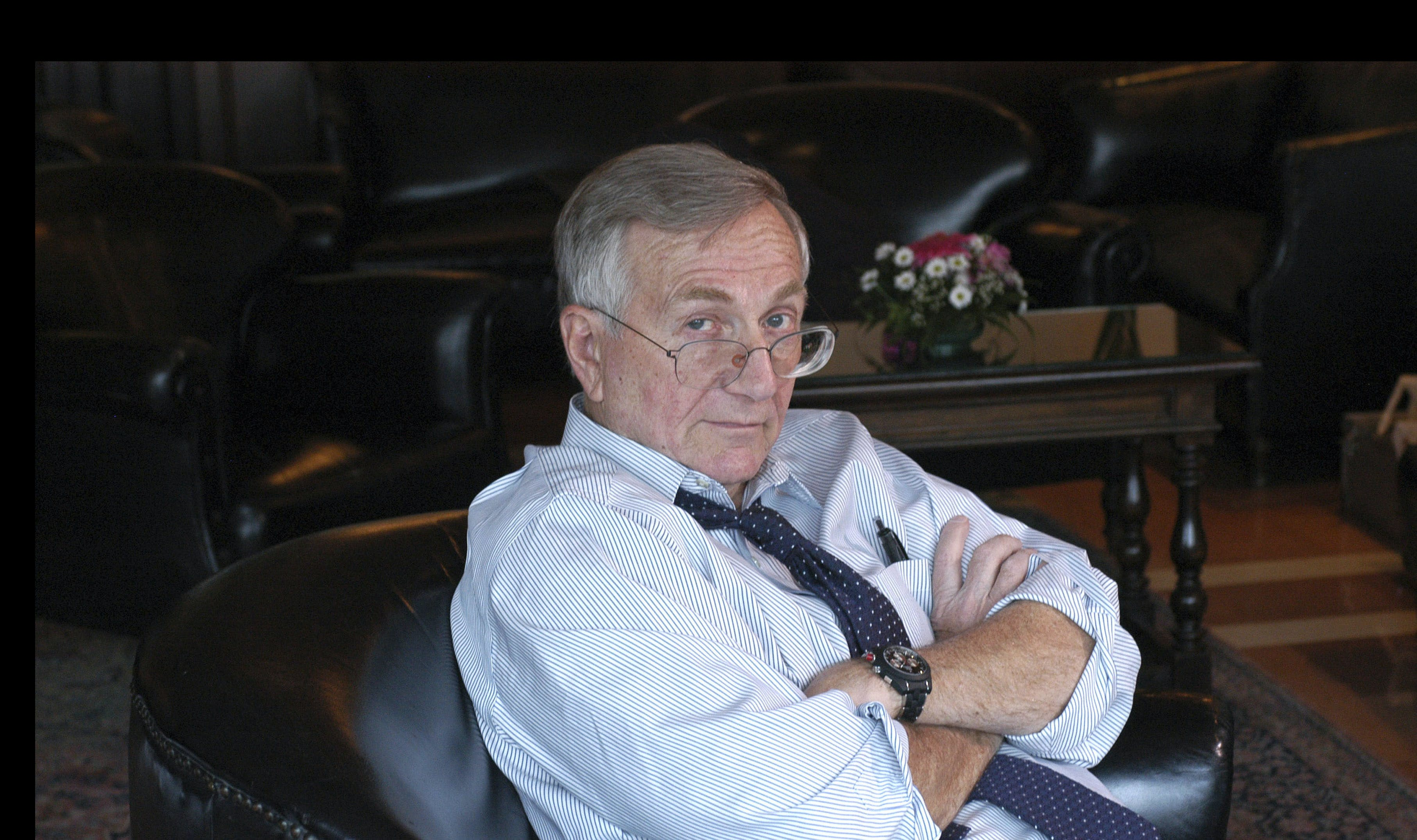 According To Sy Hersh Bush Already Has >> An Interview With Seymour Hersh