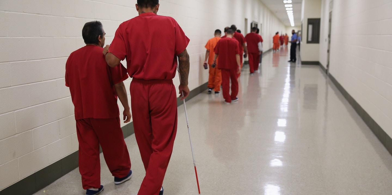 Trumps New Immigration Crackdown Has Private Prison Investors