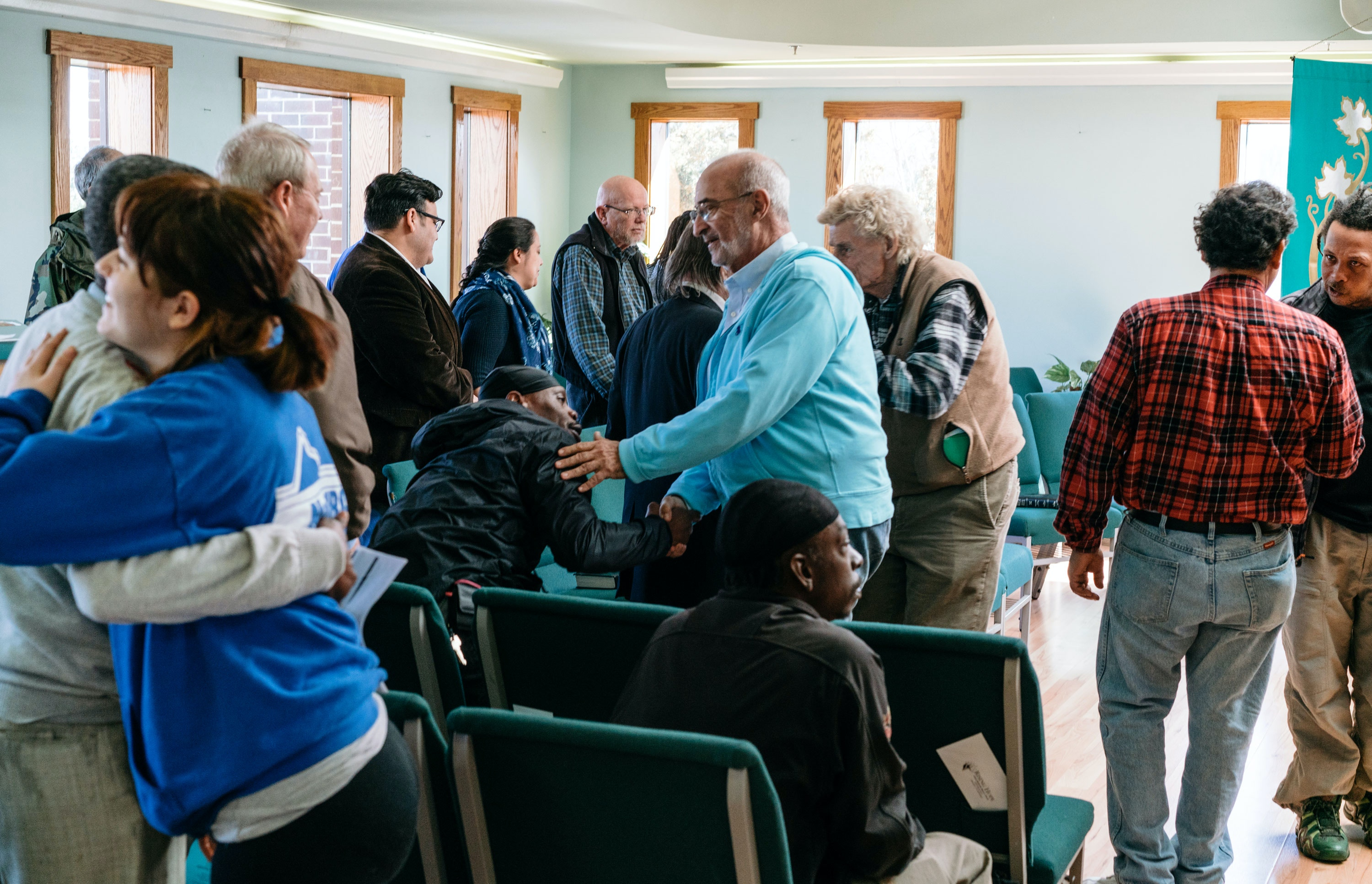 After ICE Stakes Out a Church Homeless Shelter, Charities Worry ...
