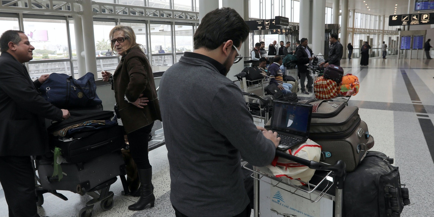 syria kart 2020 Suit Seeks Transparency on Device Searches at U.S. Borders