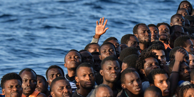 Image result for moas blacks refugee
