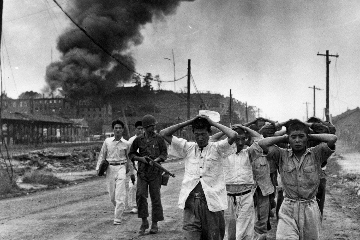 Usa korean war
