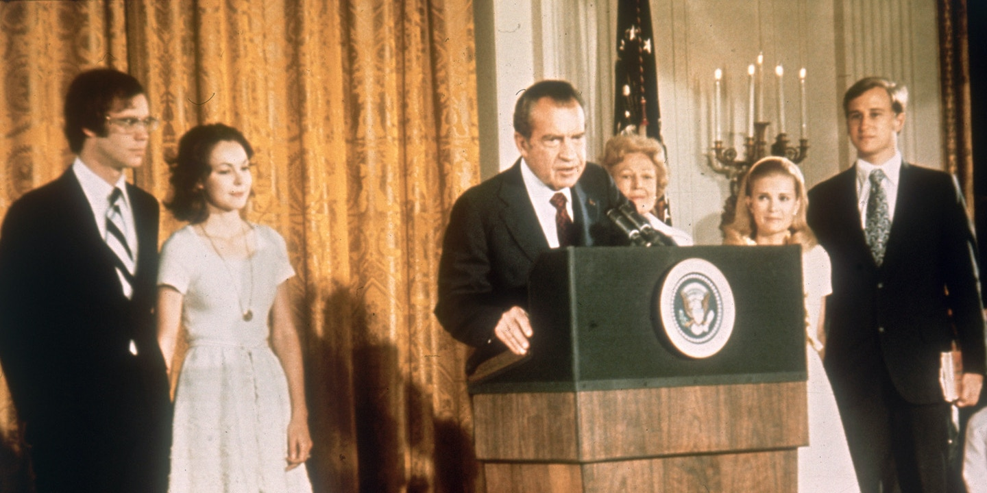 A Short History Of Presidential Obstruction Justice