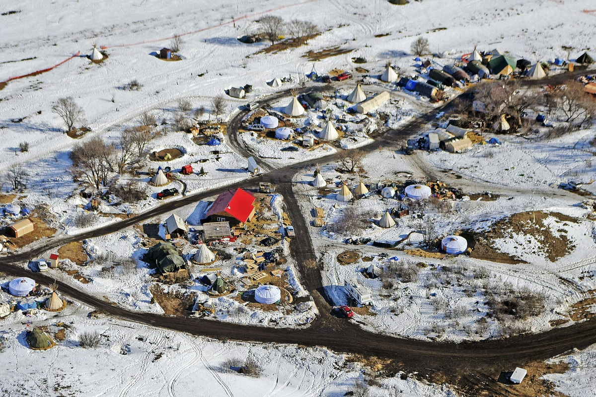 As Standing Rock Camps Cleared Out, TigerSwan Expanded Surveillance to Array of Progressive Causes