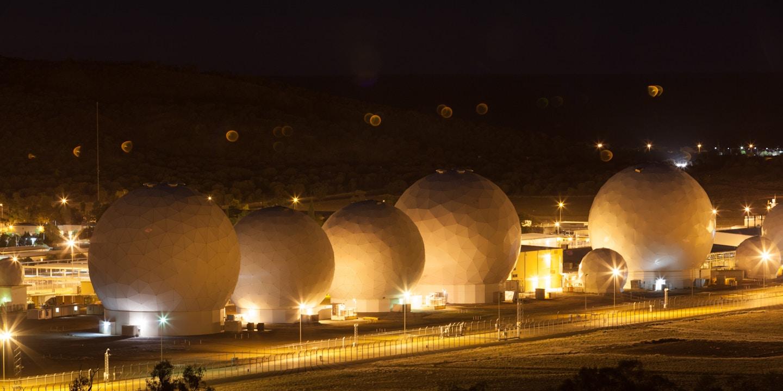 The NSA Spy Hub in the Heart of Australia