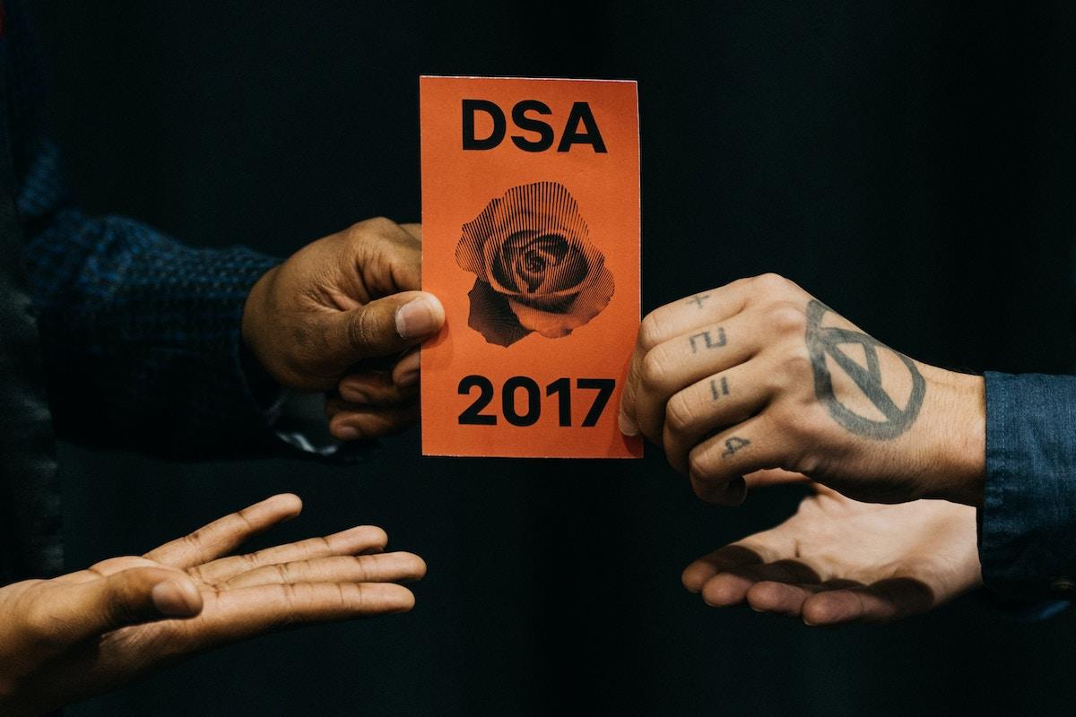 Democratic Socialists of America Endorse Boycott of Israel
