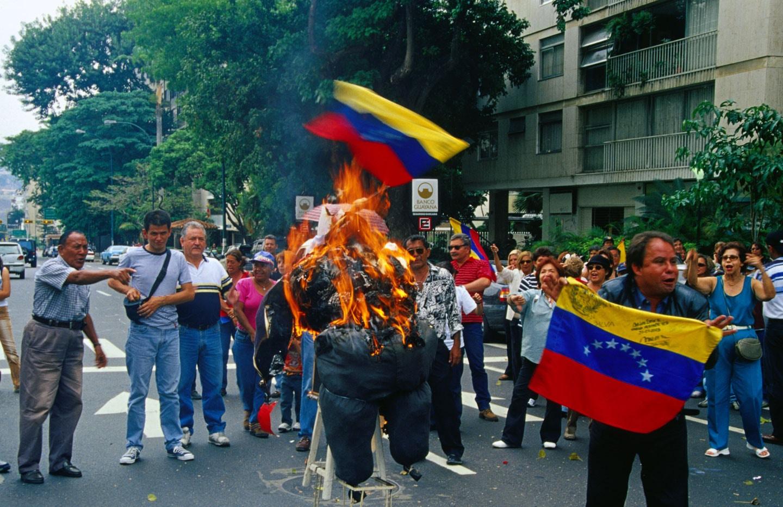 Caracas, Distrito Federal, Venezuela, South America