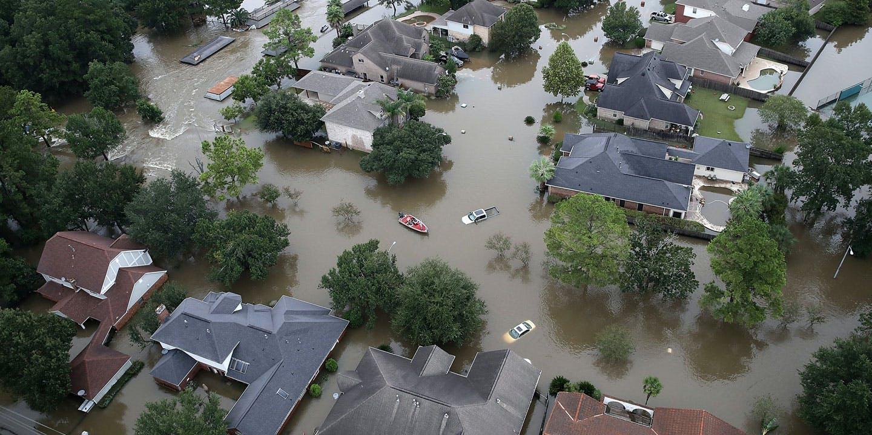 Before Harvey, Houston Sought Funding to Mitigate Floods ...