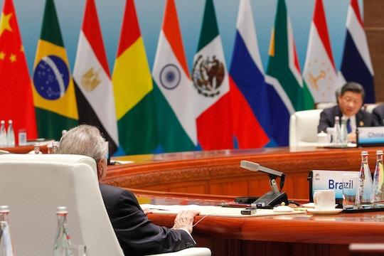 (Xiamen - China, 05/09/2017) Diálogo dos Chefes de Estado e de Governo do BRICS e das economias emergentes e países em desenvolvimento.Foto: Rogério Melo/PR