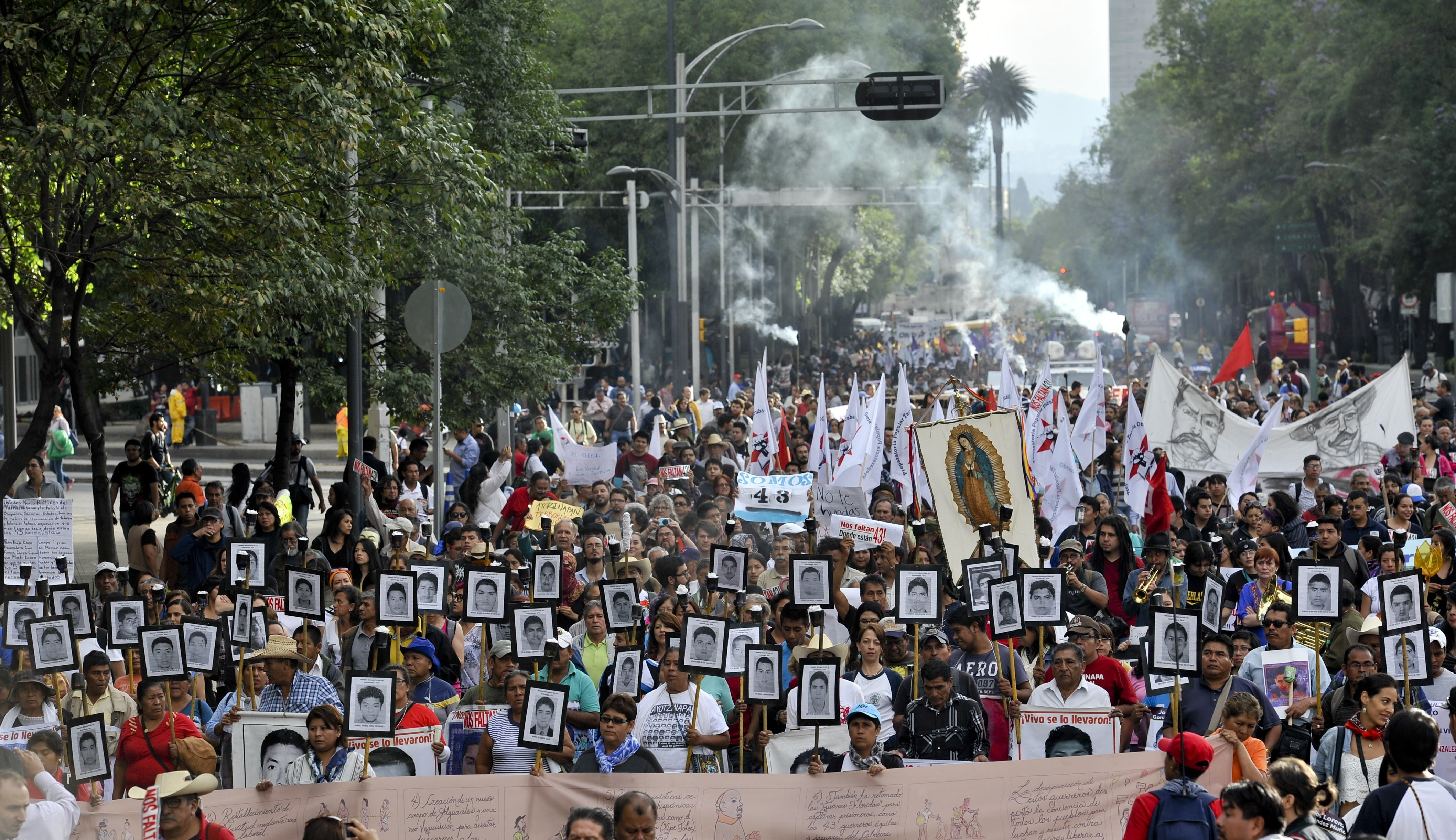 Three Years After 43 Students Disappeared in Mexico, a New ...
