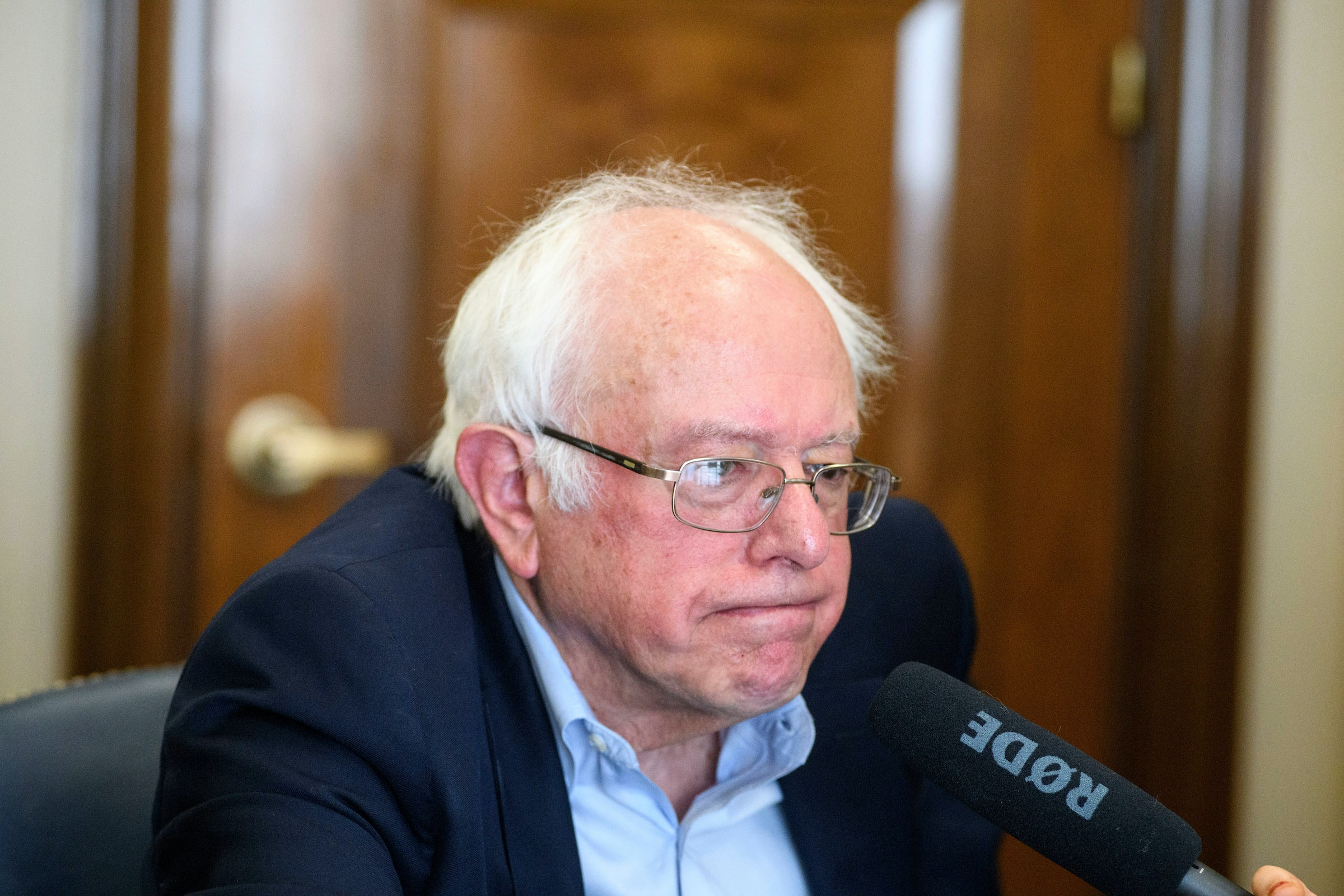 Bernie Sanders on What Makes a Radical Foreign Policy