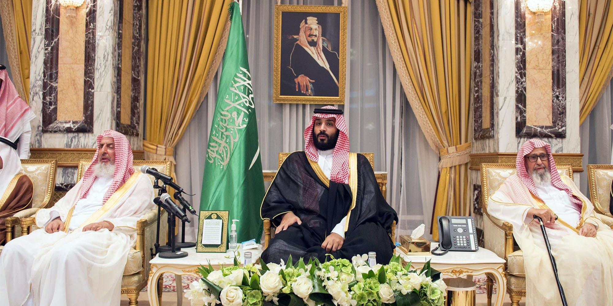 Saudi Arabia's Government Purge — And How Washington Corruption Enabled It