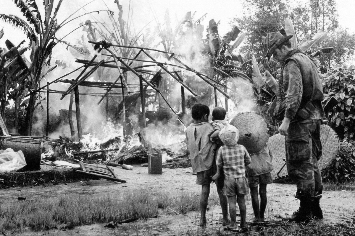 Ken Burns Vietnam War Film Glosses Over Huge Civilian Toll