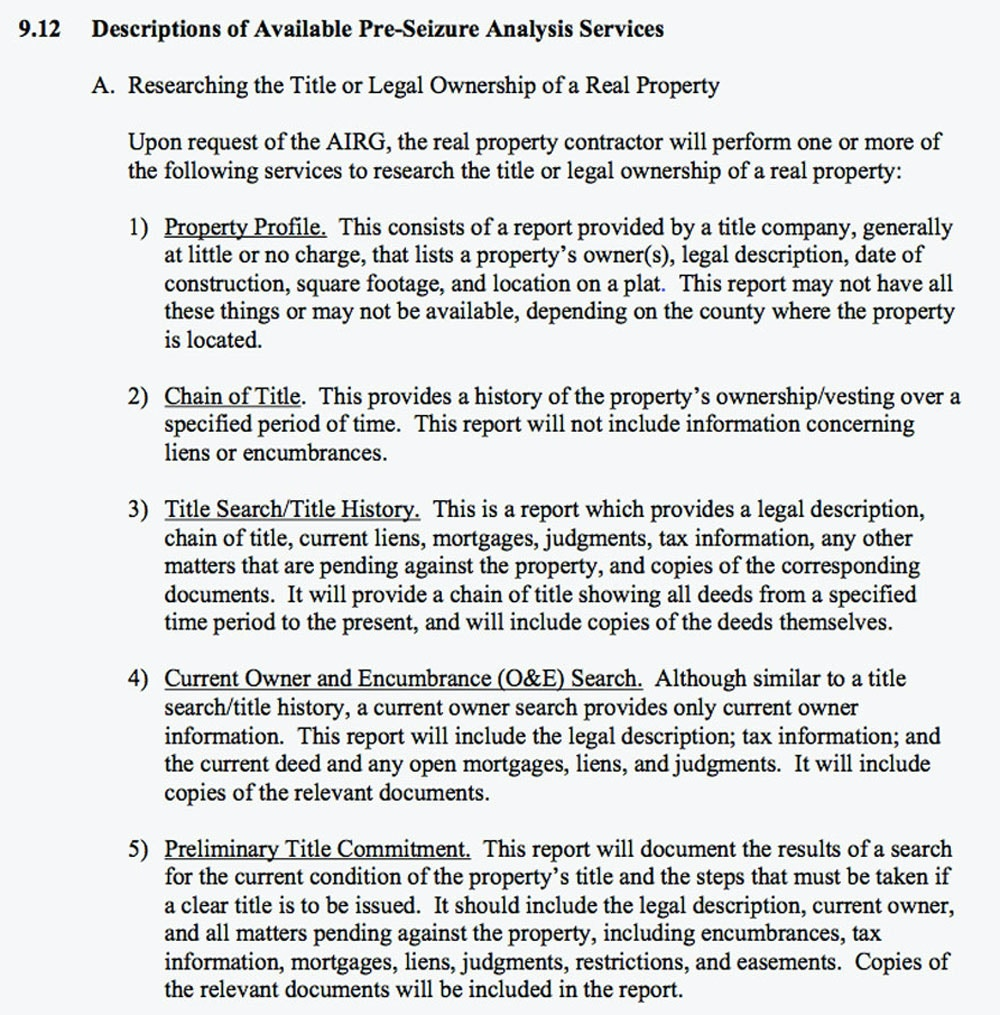 Us Customs Seizure Letter.The Ice Agent S Guide To Making A Profit From Asset Forfeiture