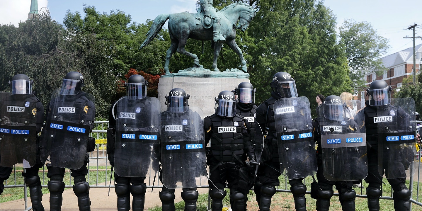 When Charlottesville Police Arrested Their Biggest Critic
