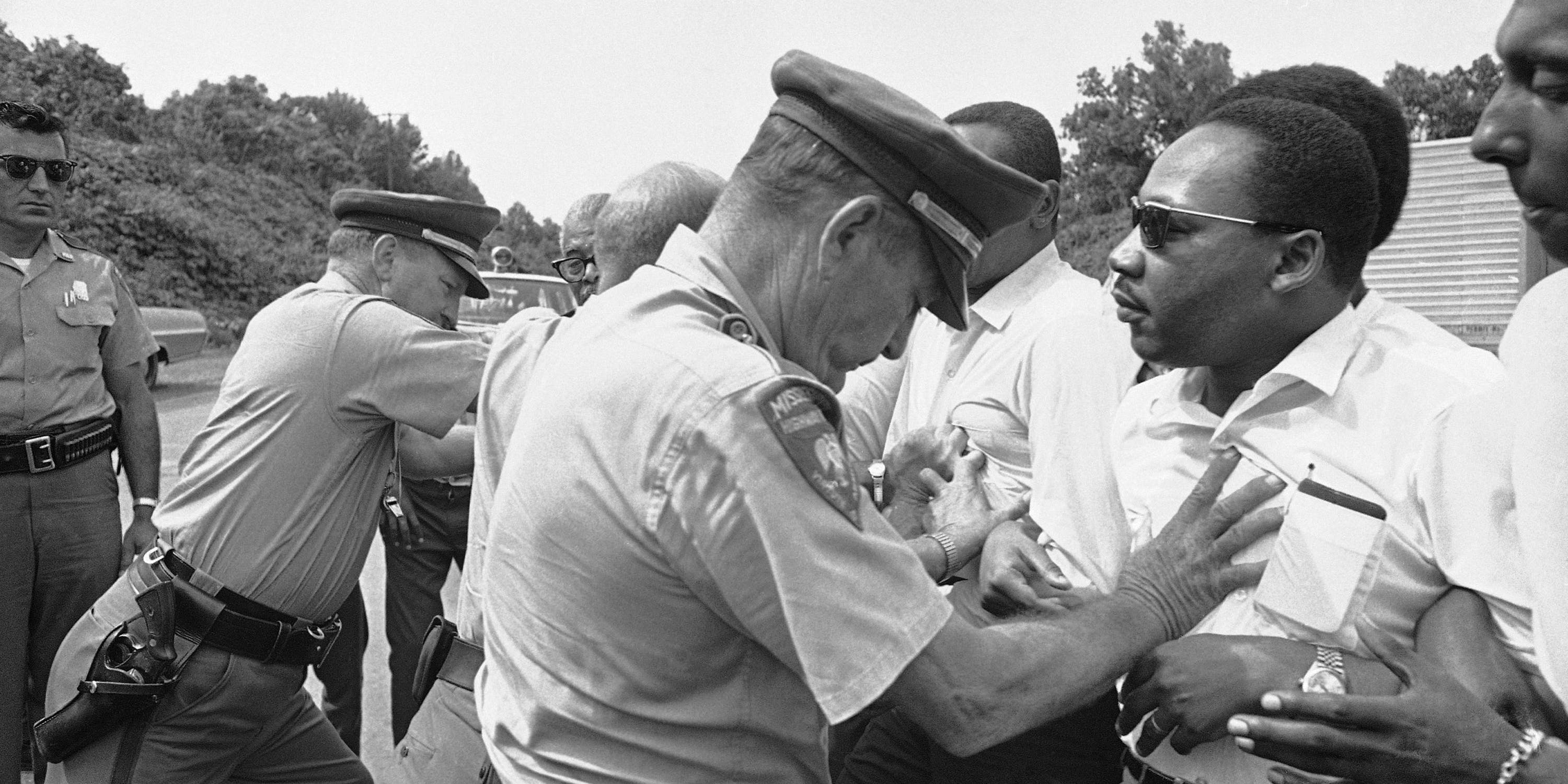 The Sanitizing of Martin Luther King and Rosa Parks