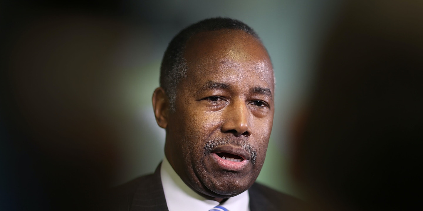 Naacp Special Education Advocates Sue >> Civil Rights Groups Sue Ben Carson Hud Over Housing Rule