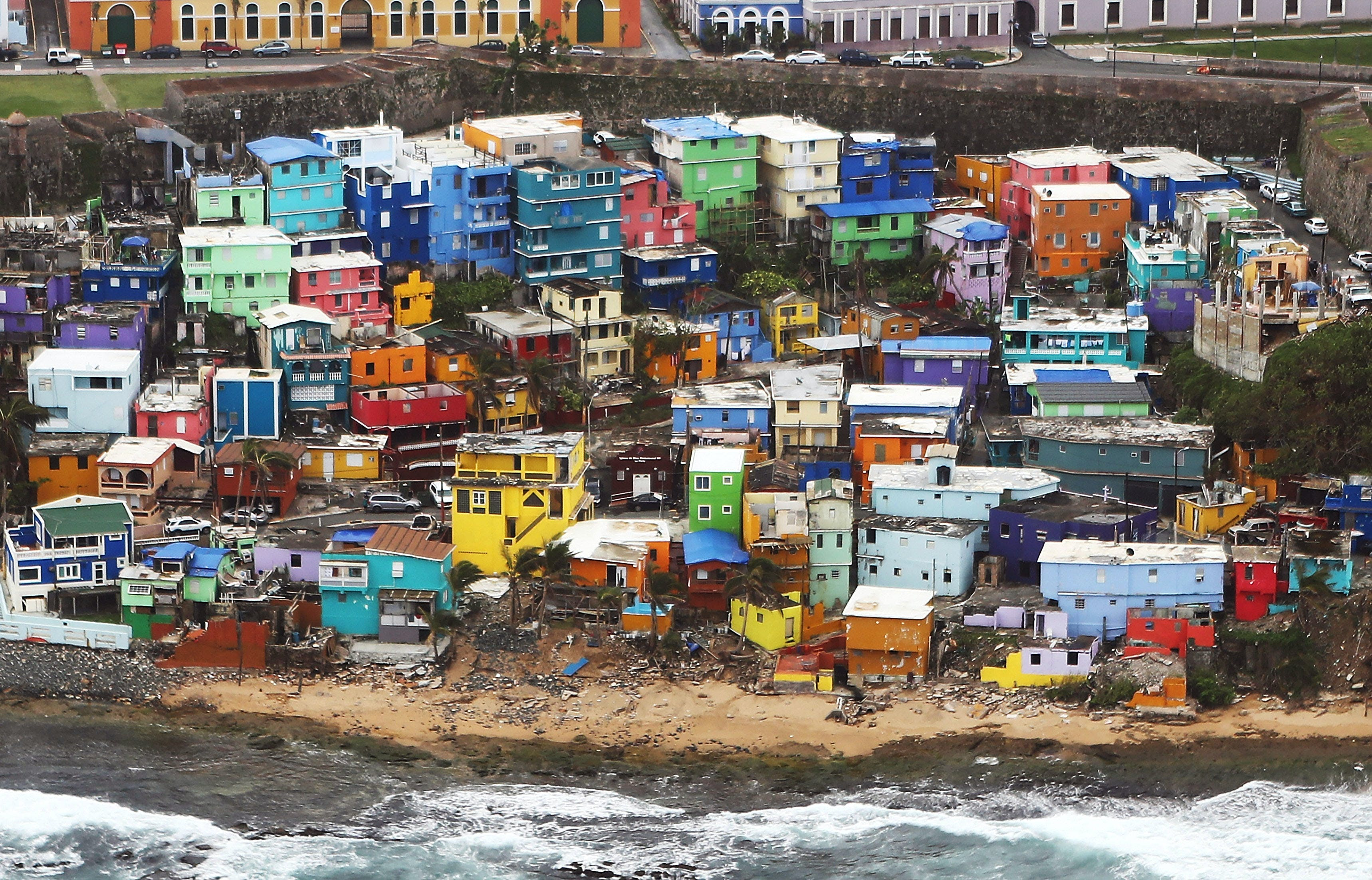Image result for reconstruction hurricane maria
