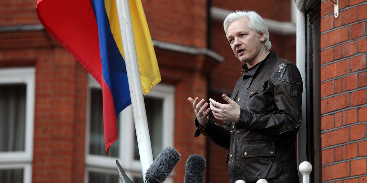 julian assange s hatred of hillary clinton was no secret his advice