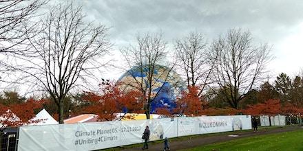 23ª Conferência do Clima acontece em Bonn, na Alemanha.