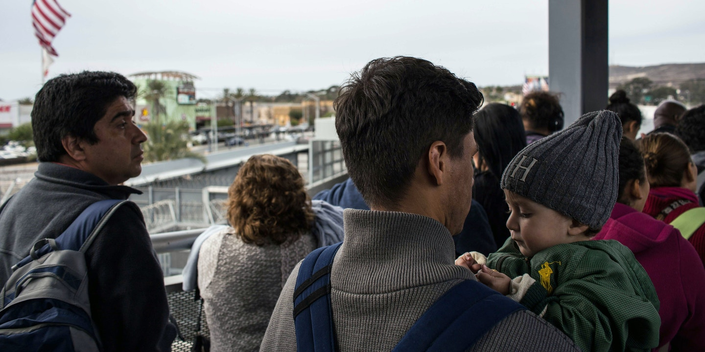 Lawsuit: U S  Illegally Denying Asylum-Seekers' Rights