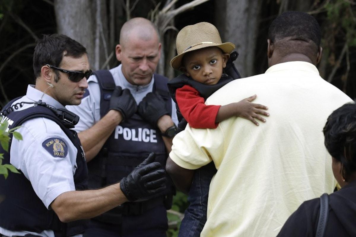 Haitianos fogem dos EUA e Canadá se prepara para uma nova onda de refugiados