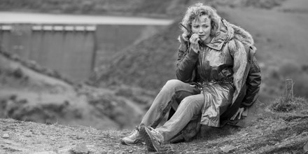 Maxine Peake playing the character Bella in Black Mirror