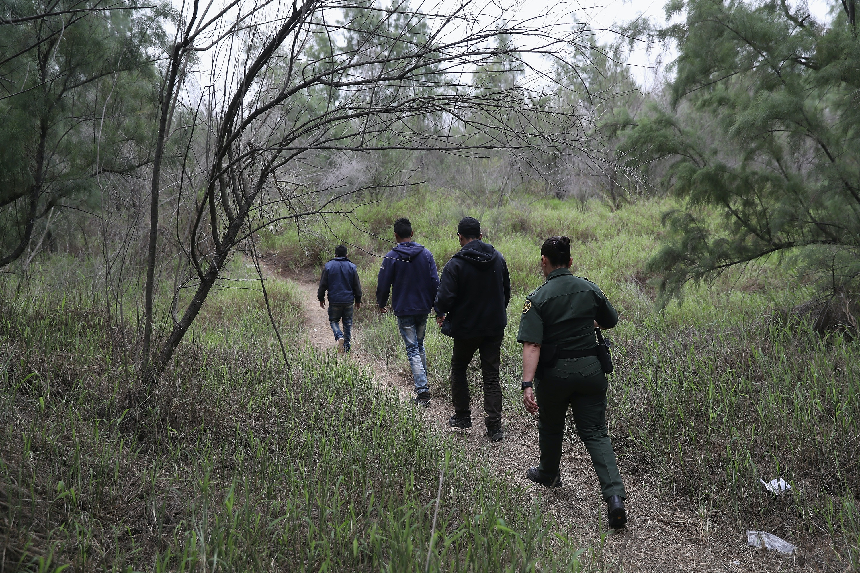 Border Humanitarian Group Charged for Aiding Migrants