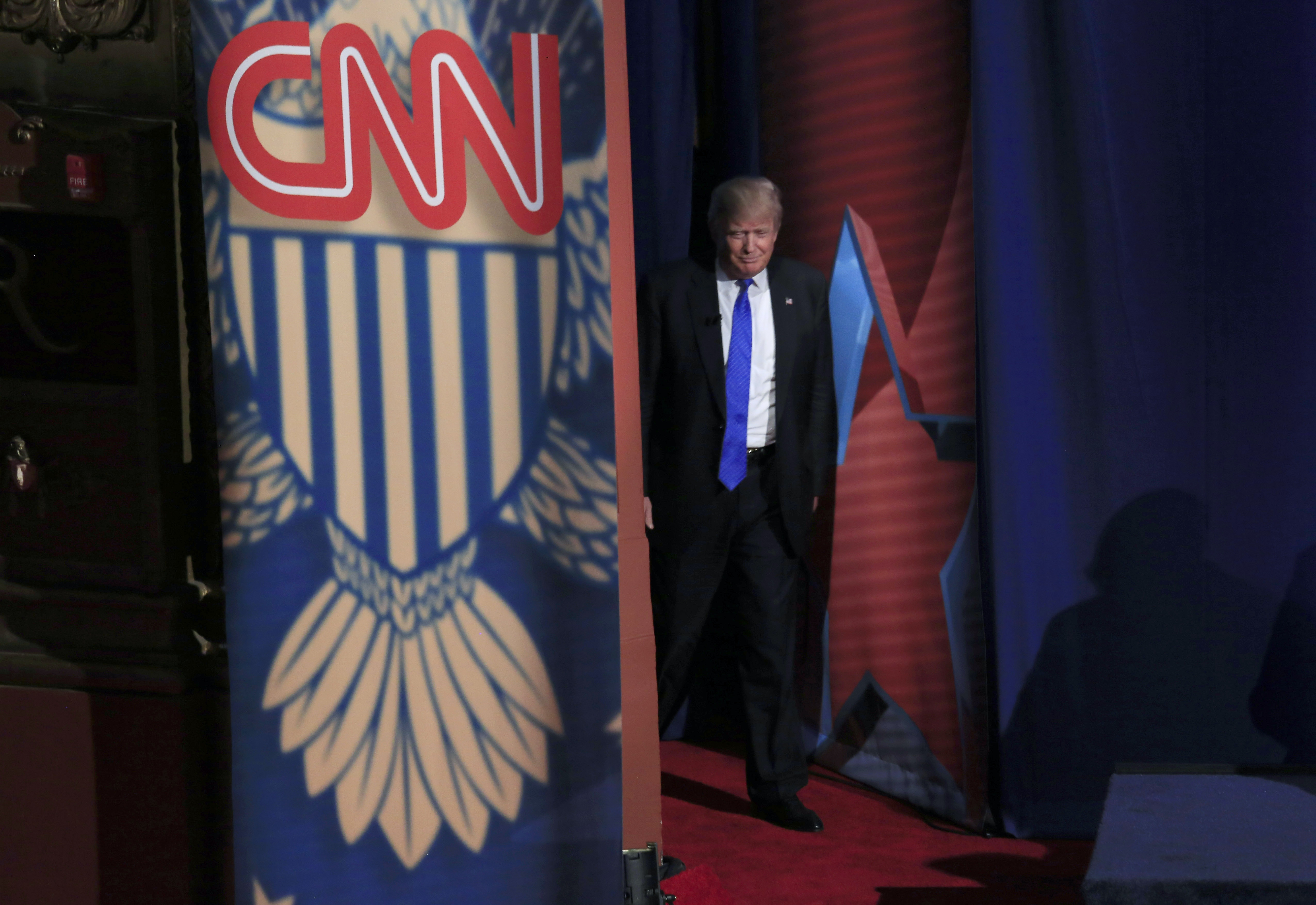 Man Charged With Threatening CNN Was Immediately Released