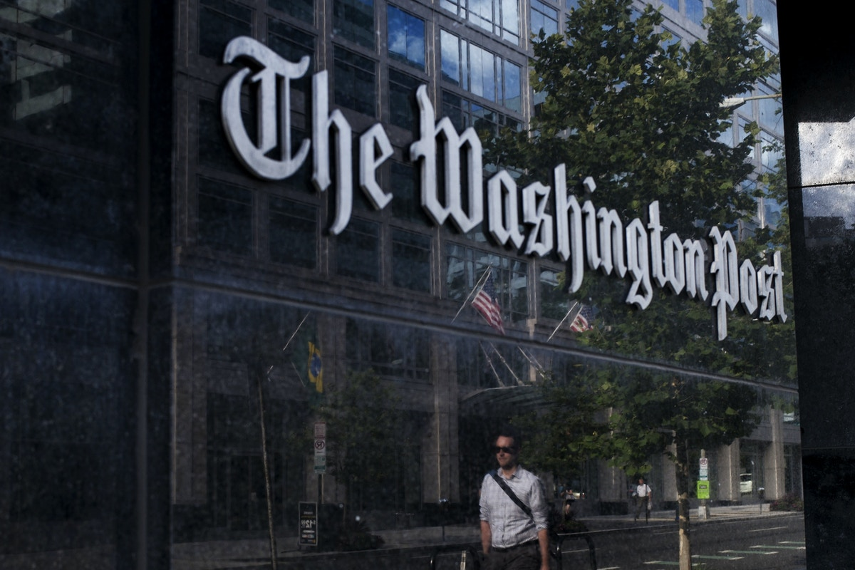WashPost Is Richly Rewarded For False News About Russia Threat While Public Deceived