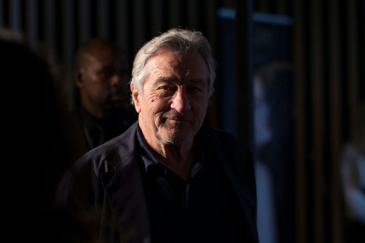 Robert De Niro Accused of Exploiting Hurricane Irma to Build Resort in Barbuda