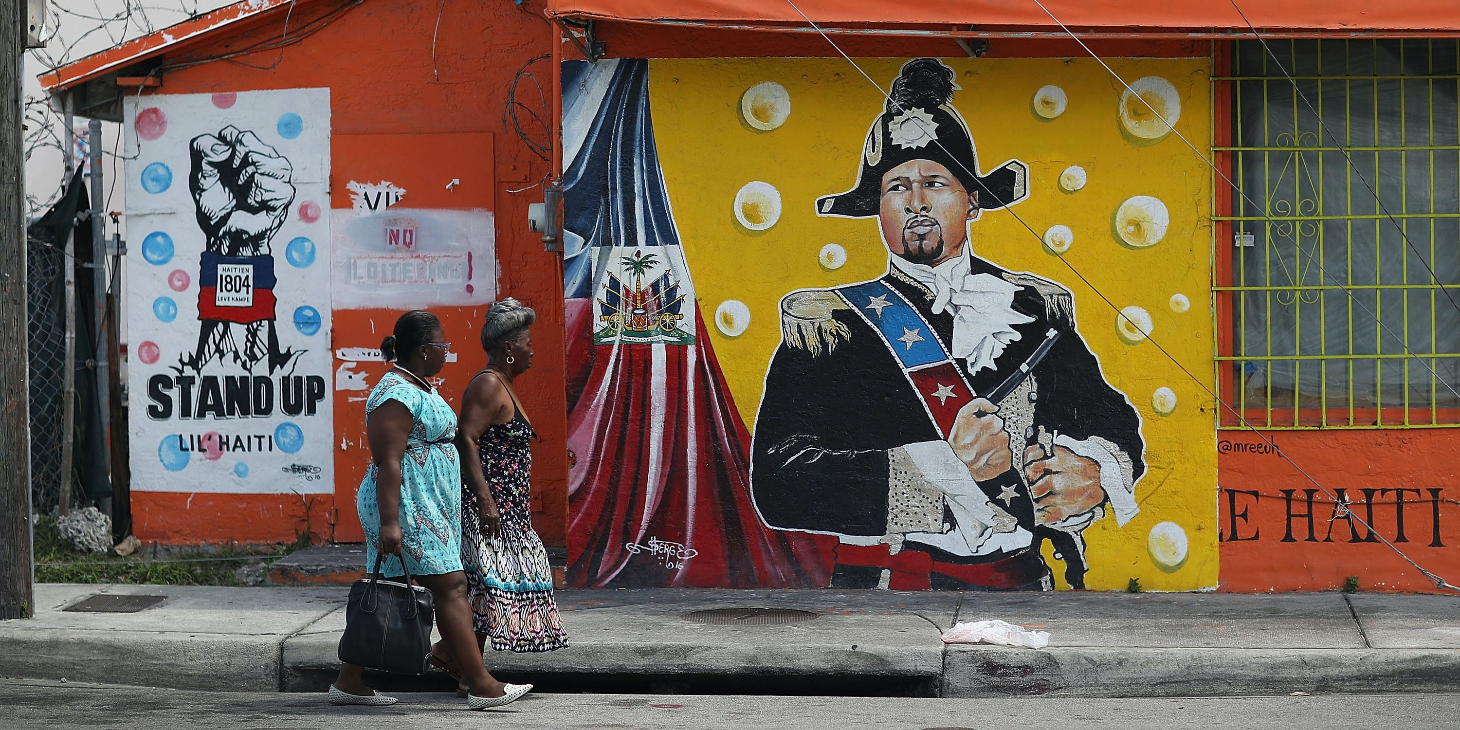 Donald Trump's Vile Words Should Remind Us That America Owes Everything to Haitians