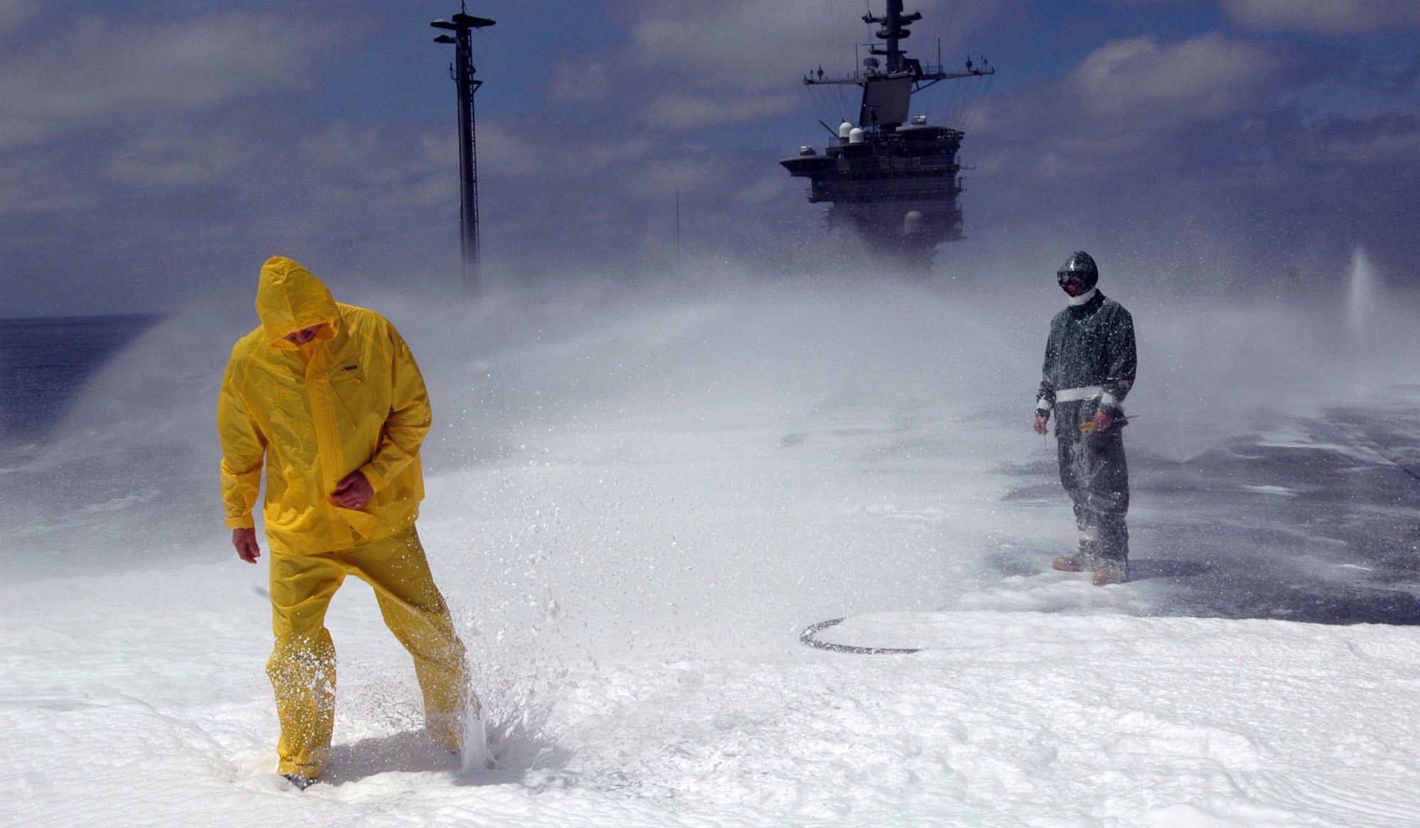 sharon-lerner-440x440 THE U.S. MILITARY IS SPENDING MILLIONS TO REPLACE TOXIC FIREFIGHTING FOAM WITH TOXIC FIREFIGHTING FOAM Environment Featured [your]NEWS