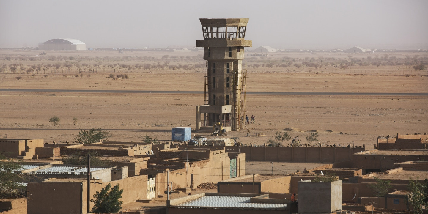 A Massive U.S. Drone Base Could Destabilize Niger — and May Even Be ...