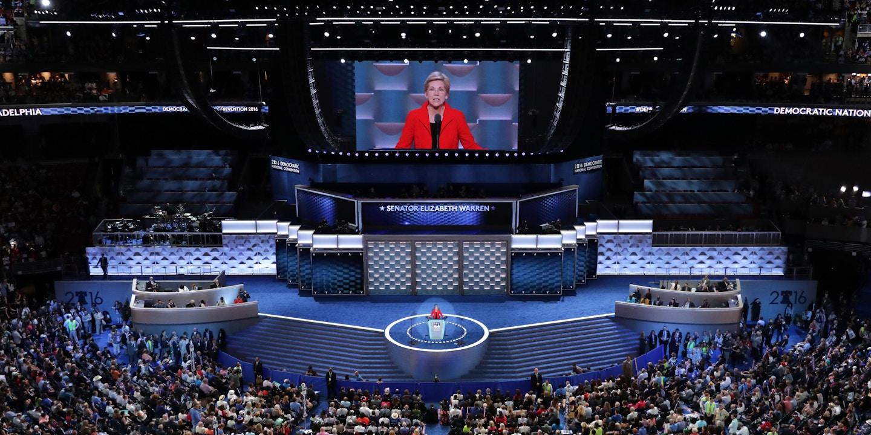 Elizabeth Warren's Political Journey