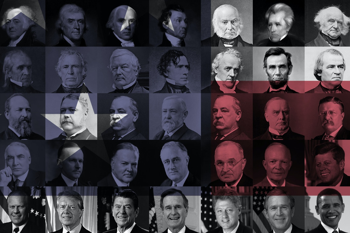 For Presidents Day, Here's One Vicious, Ghastly, and/or Fascinating Fact About Every U.S. President