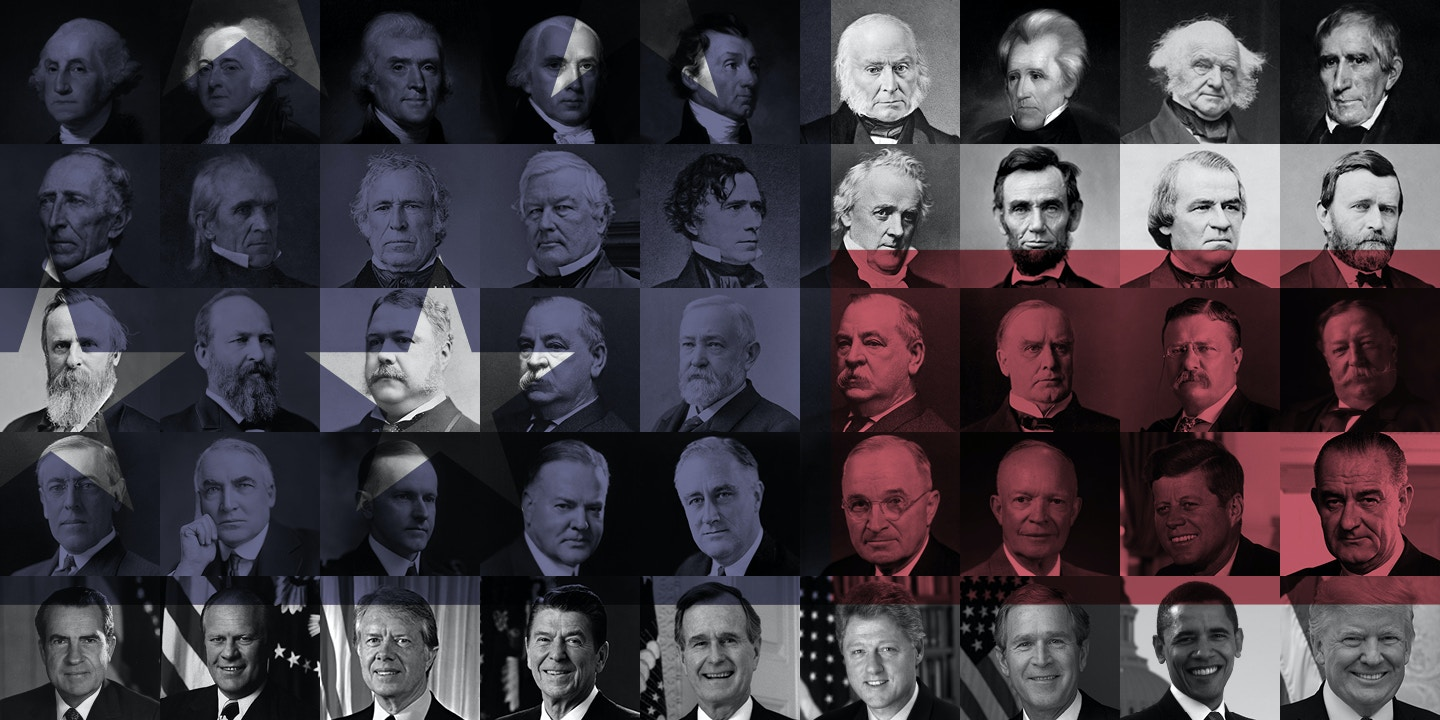 Happy Vicious Ghastly Fascinating Presidents Day