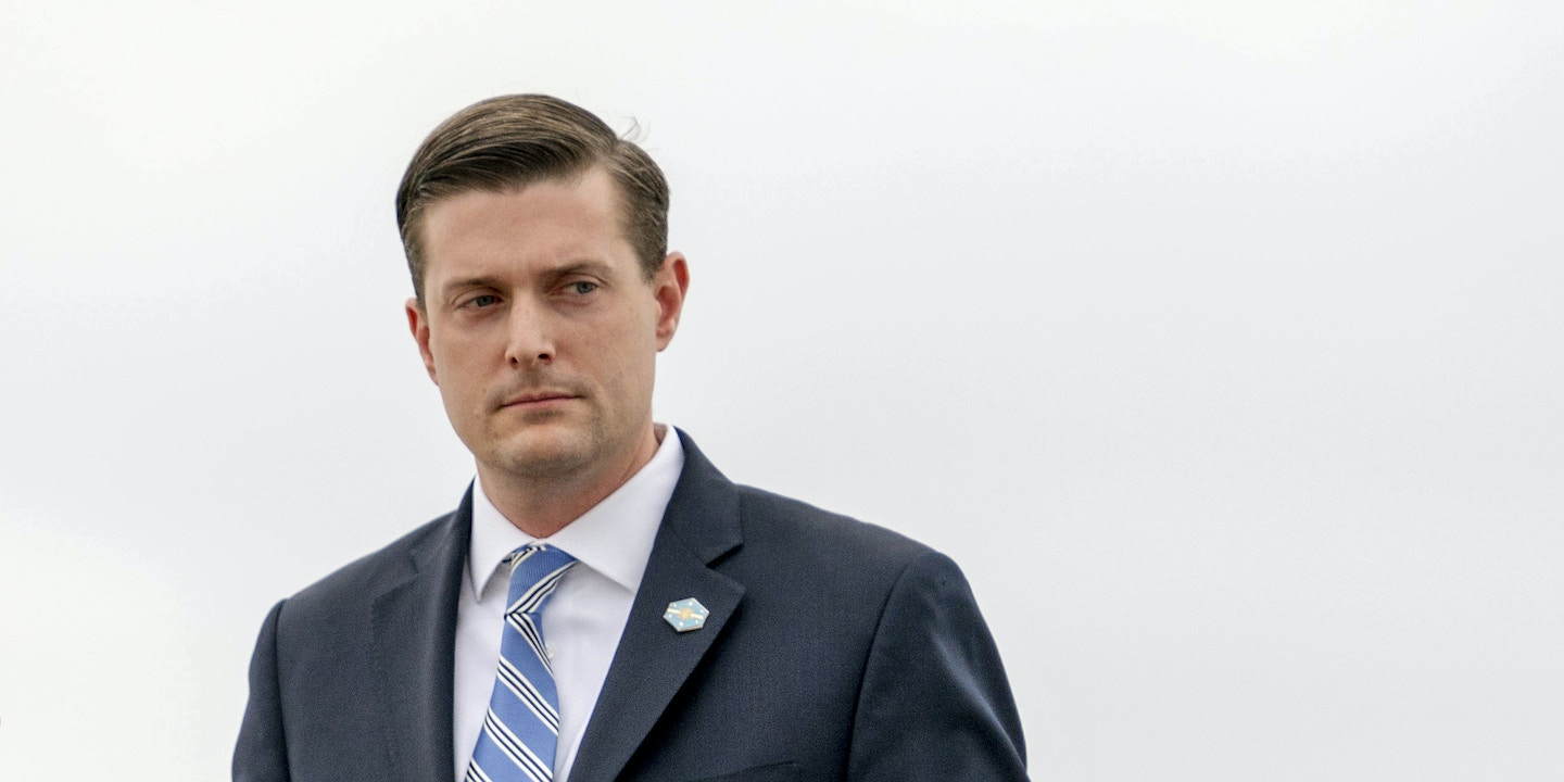 10e63ace Former Wives of Top White House Aide Rob Porter Both Told FBI He Abused Them