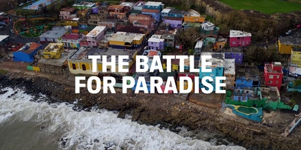 Hurricane Colonialism: The War on Puerto Rico