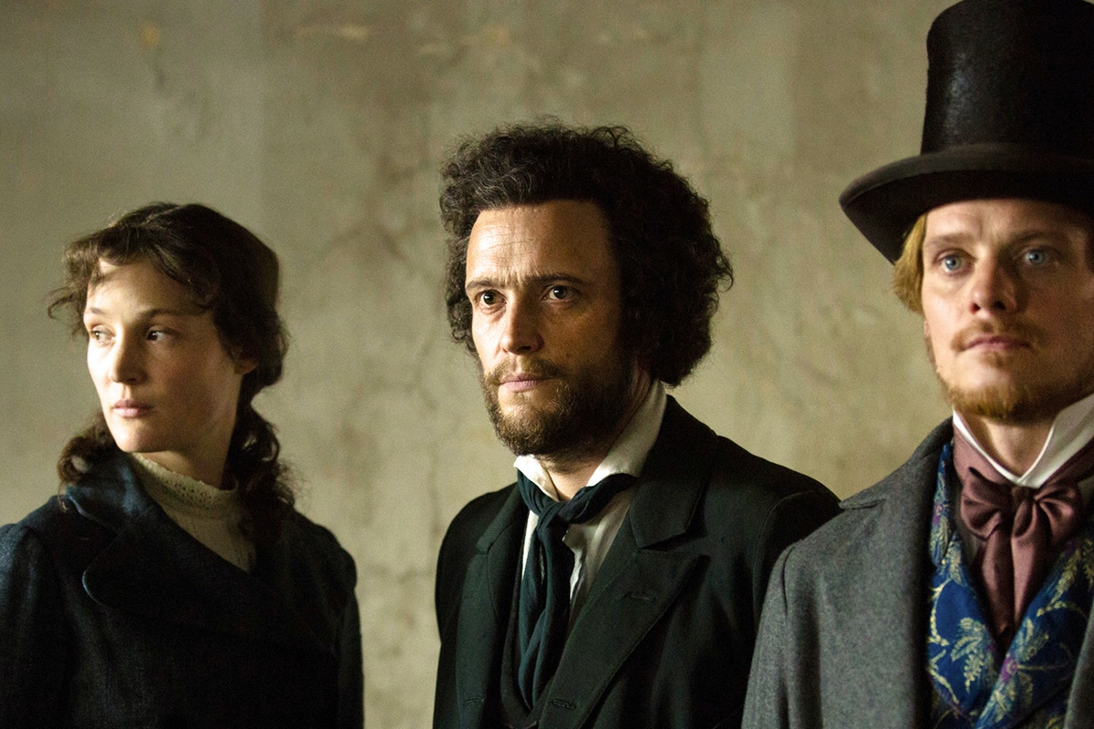 "The Young Karl Marx"": a Film Whose Time Has Come"