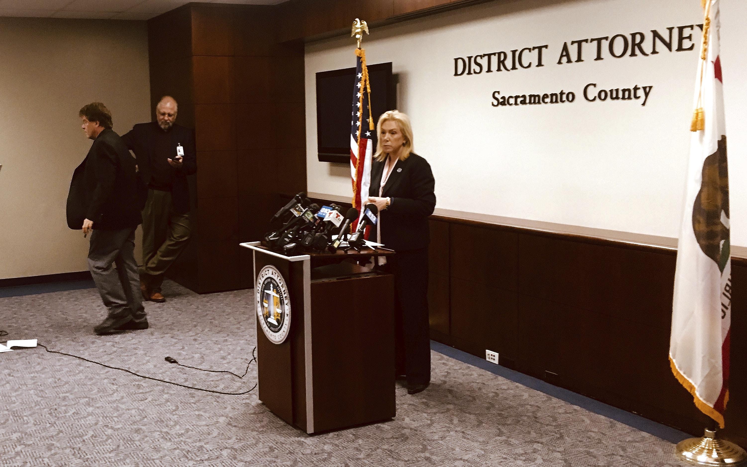 Police Groups Spent Nearly Half a Million on Sacramento DA