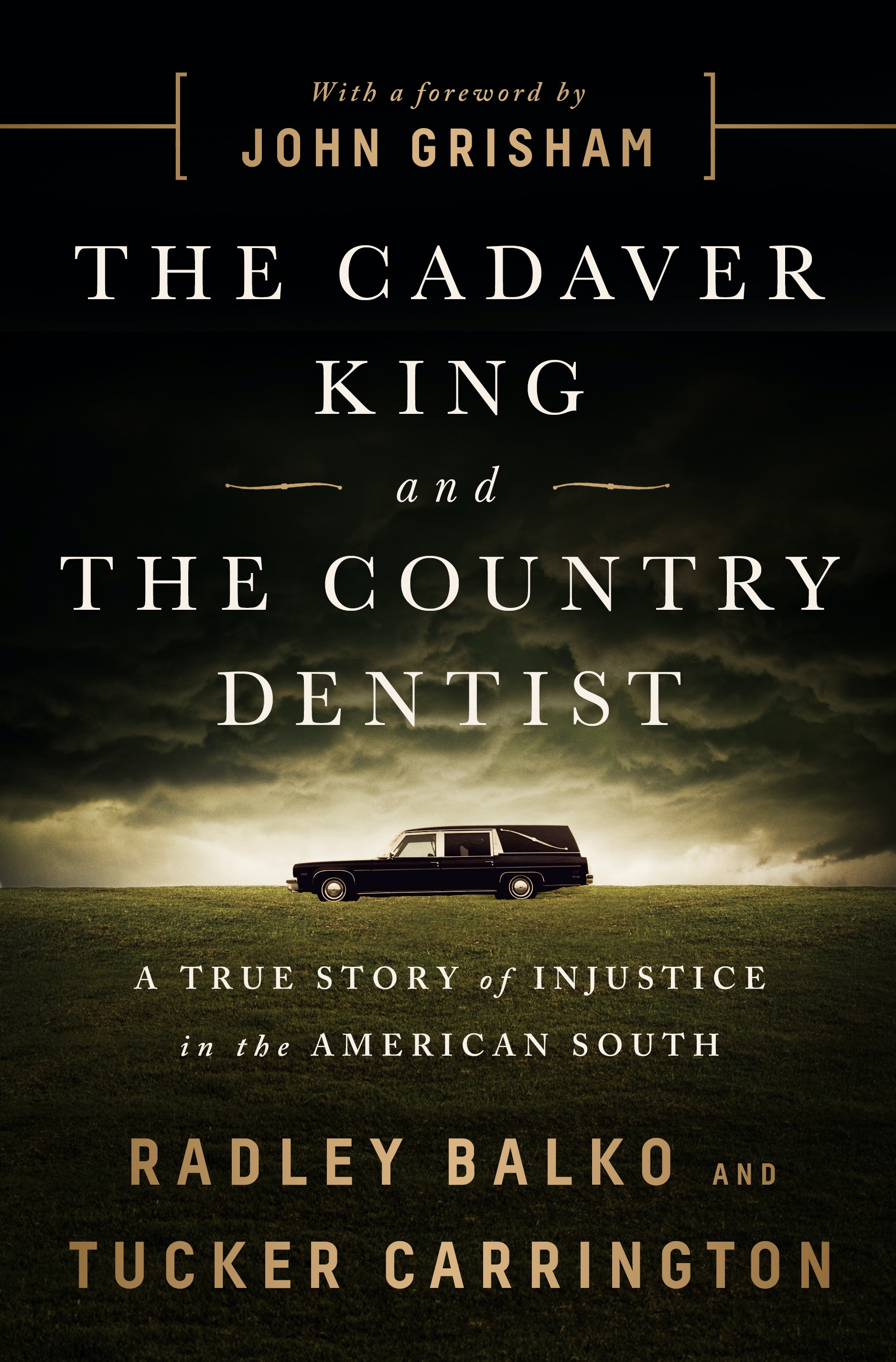 """The Authors of """"The Cadaver King and the Country Dentist"""" on"""