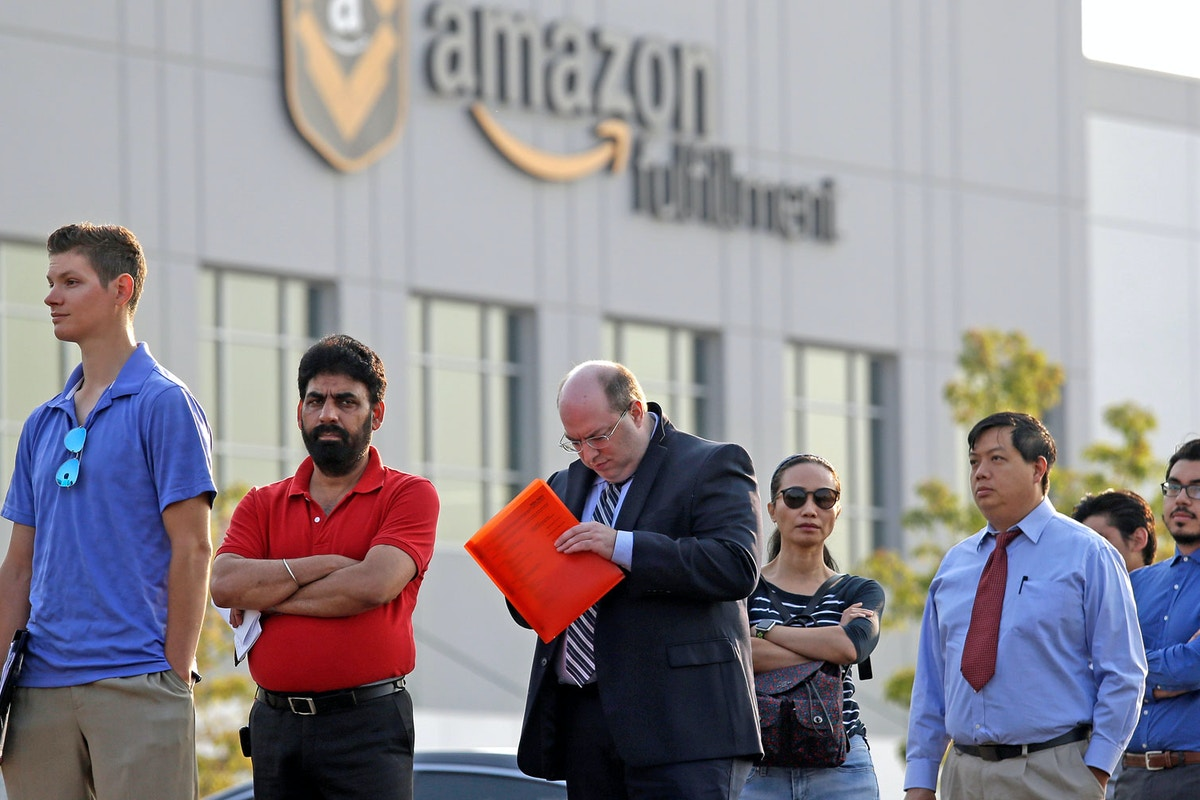 Amazon Gets Tax Breaks While Its Employees Rely on Food Stamps, New Data Shows