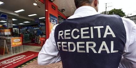 Operação com apoio da Receita Federal em São José dos Campos, em 28/06/2017