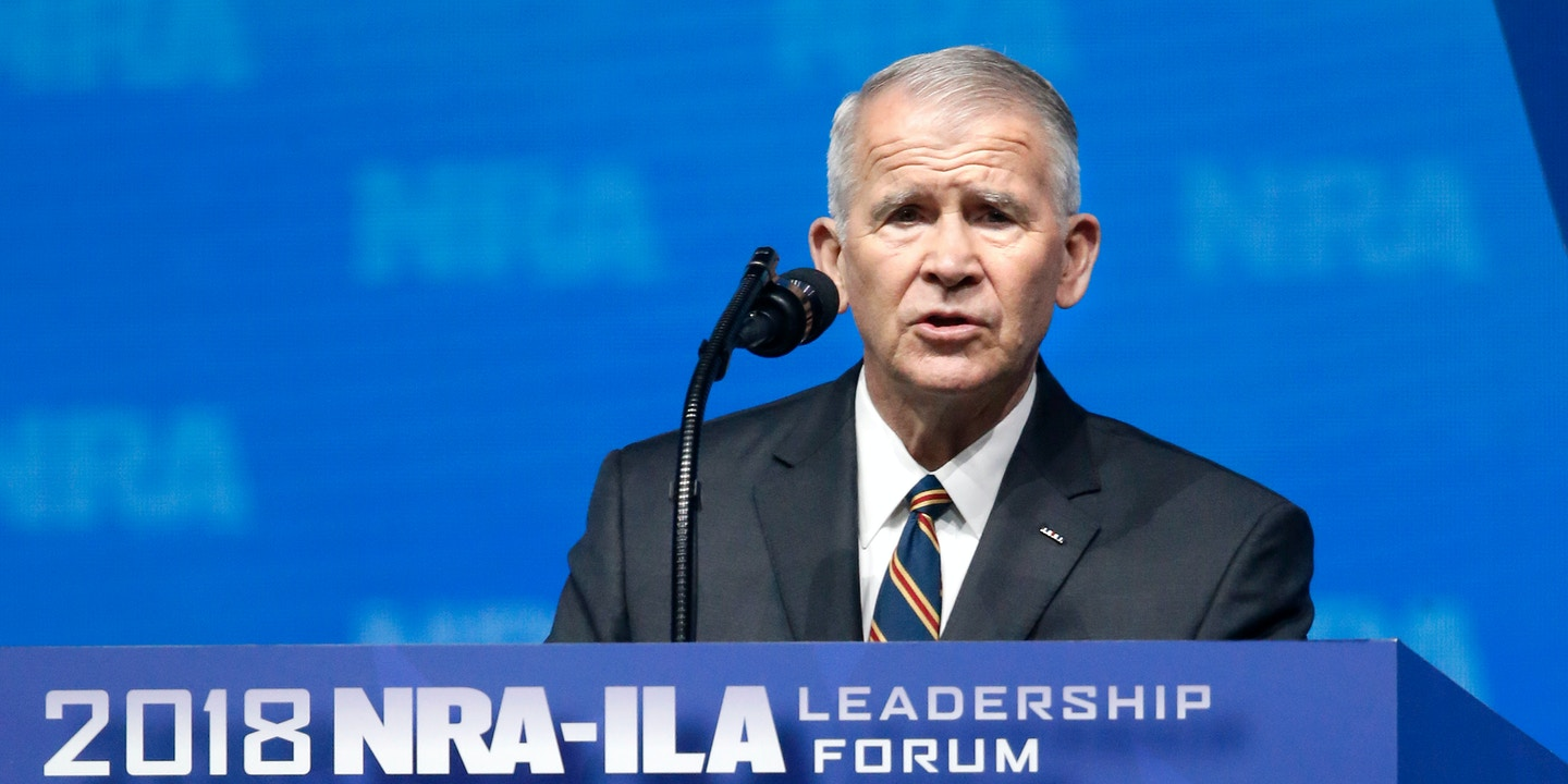 Oliver North Worked With Cocaine Traffickers to Arm Terrorists
