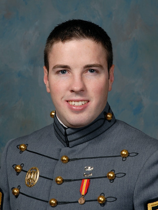 A 2009 photo provided by the United States Military Academy shows Taylor Force. Force, a 28-year-old MBA student at Vanderbilt University and a West Point graduate who served tours of duty in Iraq and Afghanistan, was killed in Israel Tuesday, March 8, 2016 in a stabbing spree near the seaside city of Jaffa.  (United States Military Academy via AP)