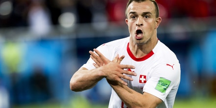 Swiss World Cup Stars Fined for Taunting Serbs