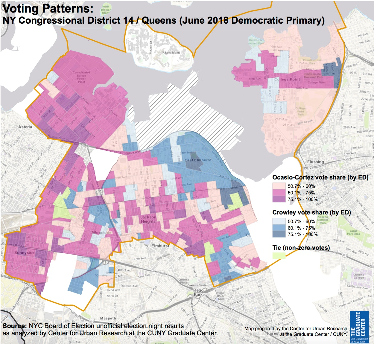 Map Of Texas House District 90.Gentrifying Neighborhoods Powered Ocasio Cortez S Victory