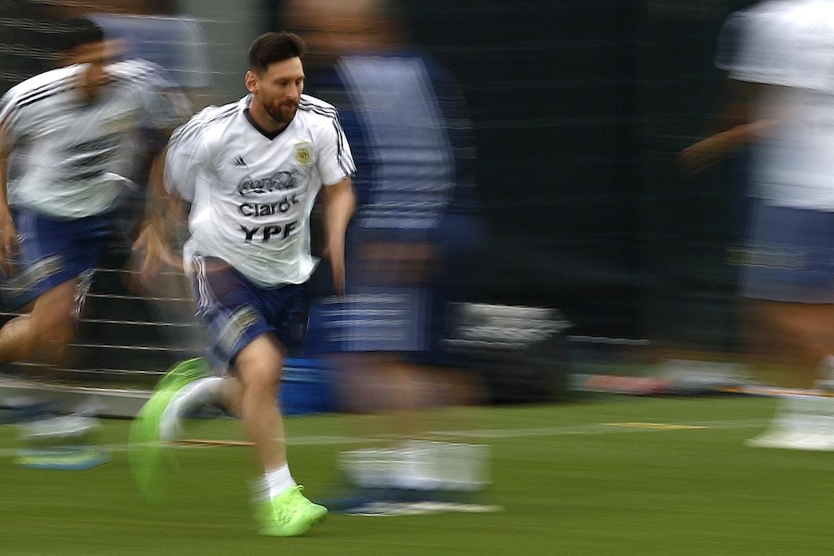 5ceb9cc7b0cb0 Seleção da Argentina cancela amistoso contra Israel